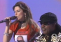 Shania and Stevie Wonder!